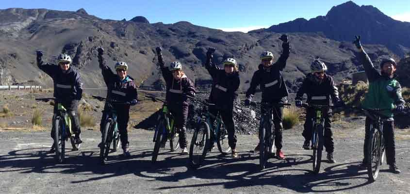 biking | TOUR COROICO