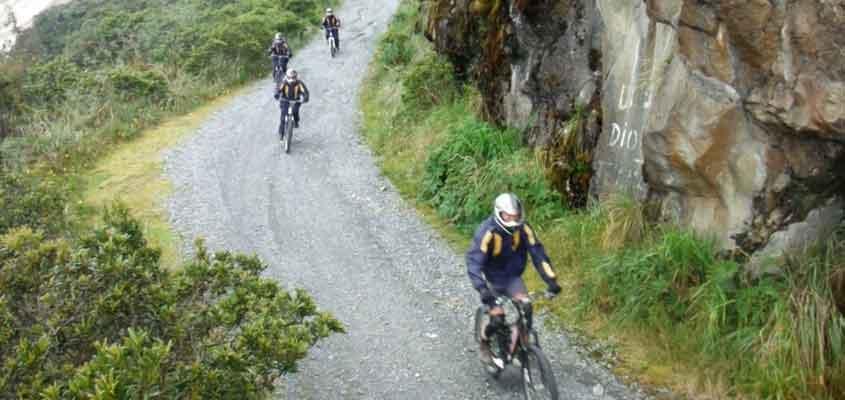 death route | TOUR COROICO