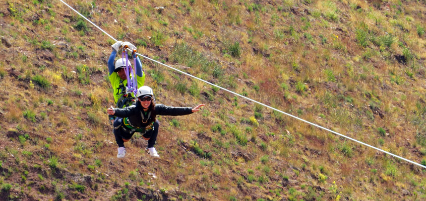 ZIP LINE CUSCO