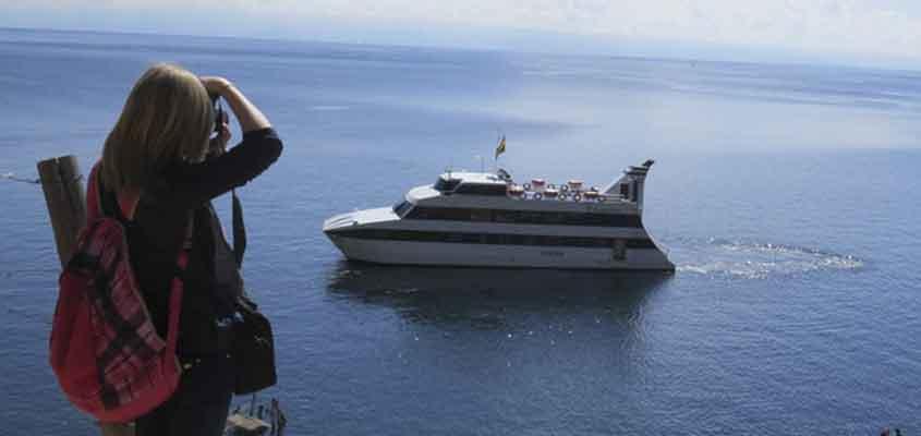 catamarán - isla del sol | CATAMARAN-BOLIVIA