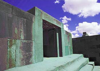 Tour a Tiahuanaco desde Puno