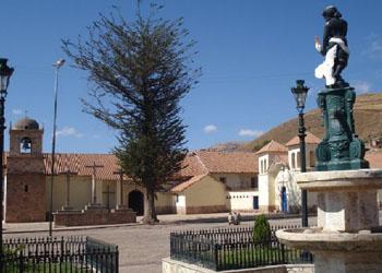 TINTA CUSCO PERU