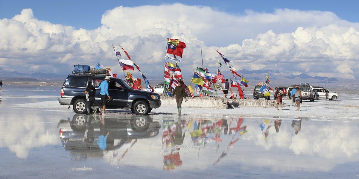Salar de Uyuni por Semana santa en Bolivia con INCAS PARADISE