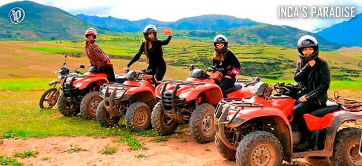 Aventura Cuatrimotos en Maras Moray por Fiestas Patrias en Cusco