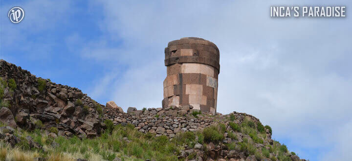 Chullpas de Sillustani en Puno