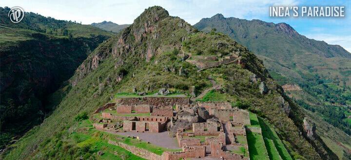 Ciudadela de Pisac en Cusco