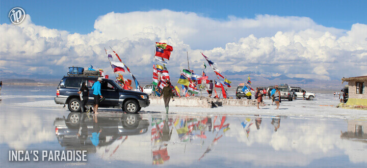 Paquete Salar de Uyuni desde Lago Titicaca