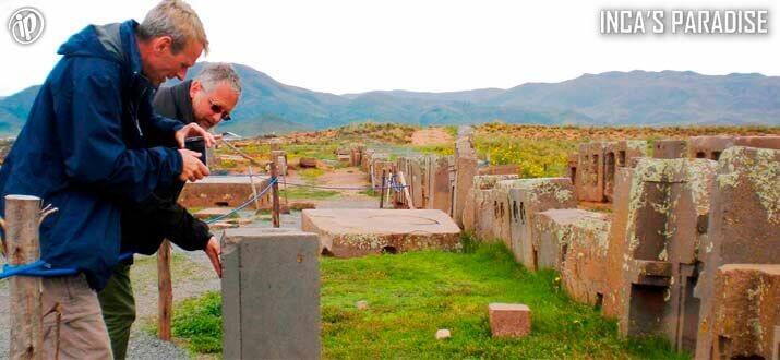 Paquete Turistico de Ancestro Incas de Tiahuanaco