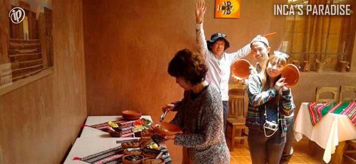 Paquete Turistico de almuerzo Buffet Tiahuanaco