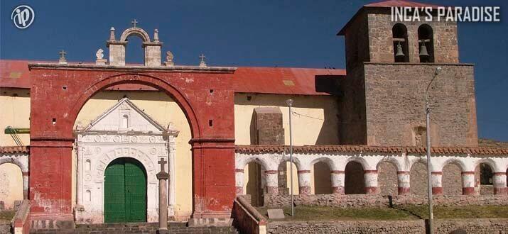 Paquete Turistico en la iglesia de Chucuito Puno