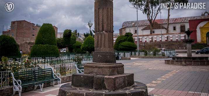 Paquete Turistico en la plaza de Chucuito Puno