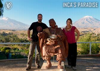 Paquete Turístico Arequipa 3D