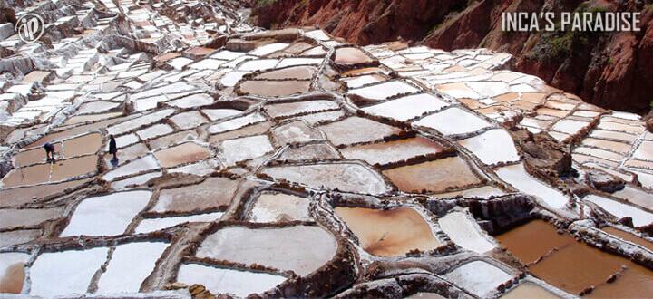 Salineras Maras Moray en Cusco