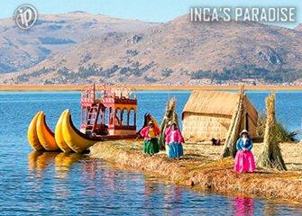 Tour Isla Uros (Mañana)